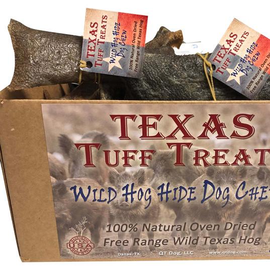 Texas Tuff Treats by QT Dog