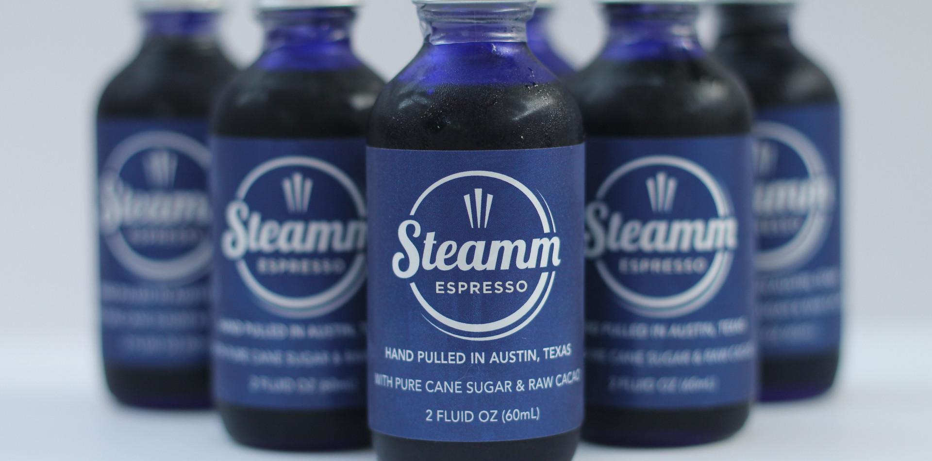 Drinks Winner: Steamm Espresso
