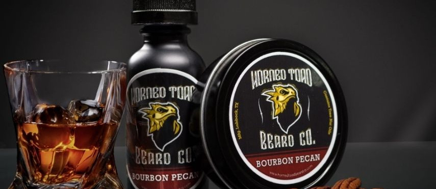 Apothecary Winner: Beard Oil & Balm by Horned Toad Beard Co.