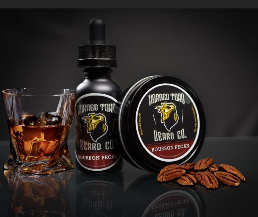 Apothecary Winner: Beard Oil & Balm by Horned Toad Beard Co.