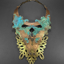 Copper & Brass Adornments by Dawna Gillespie
