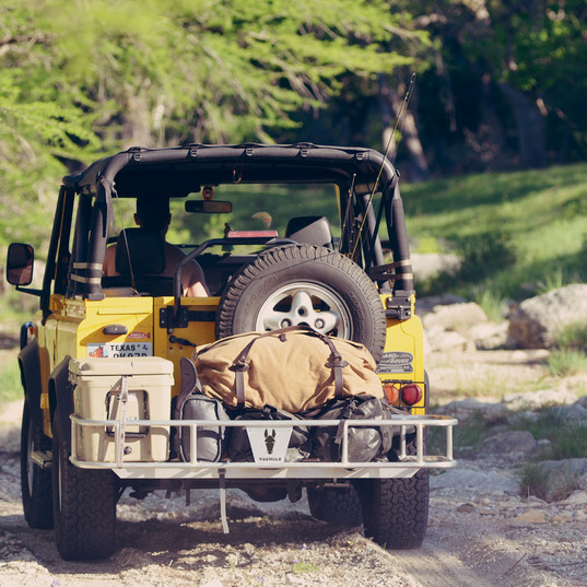PAKMULE Hitch-Mounted Cargo Carrier