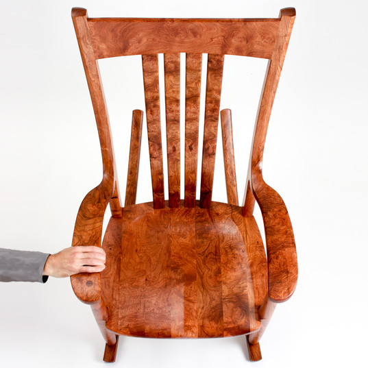 The Weeks Rocker by Gary Weeks and Company