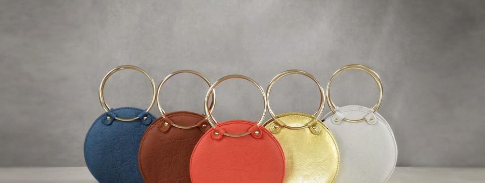 Fashion & Style Winner: Mini Circle Bag by Ceibo