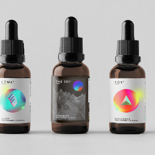Zoi Modern Tinctures by Zoi Medicinals