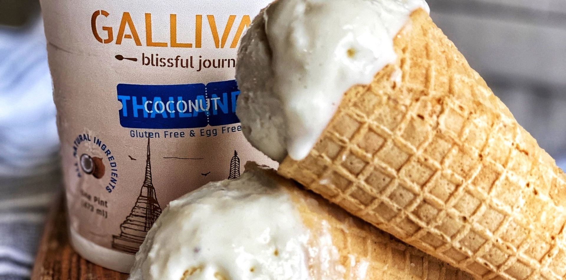 Food Winner: Gallivant Ice Creams