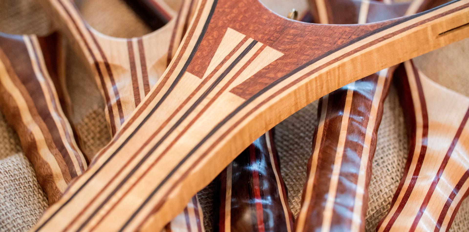 Adventure & Outdoors Winner: Wooden Landing Nets by Heart Wood Trade