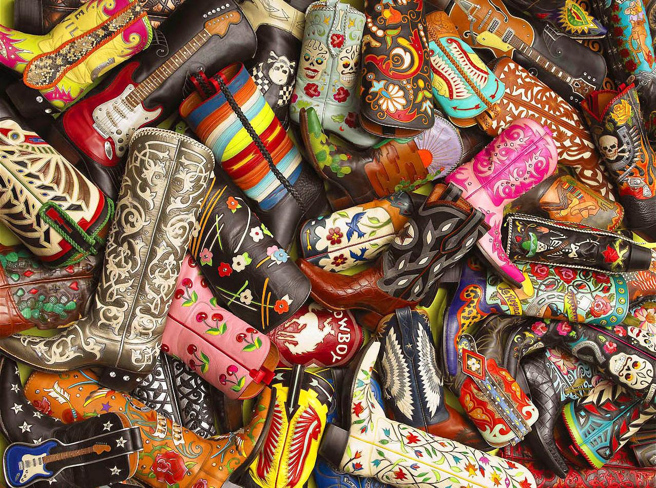 Fashion & Style Winner: Rocketbuster Handmade Custom Boots