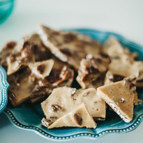 Uncle Ray's Bacon Pecan Brittle