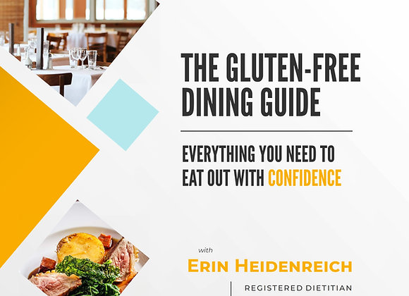 The Gluten-Free Dining Guide