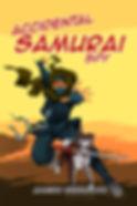 Cover of Accidental Samurai Spy