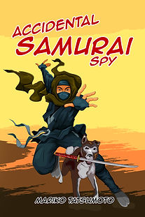 Cover of Accidental Samurai Spy
