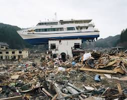 THE TERRIFYING POWER OF TSUNAMI