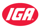 IGA Cookout is Saturday, April 5th