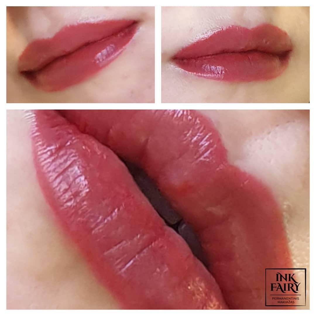 Ombre lūpos 💖