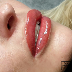 Ombre lūpos 💗