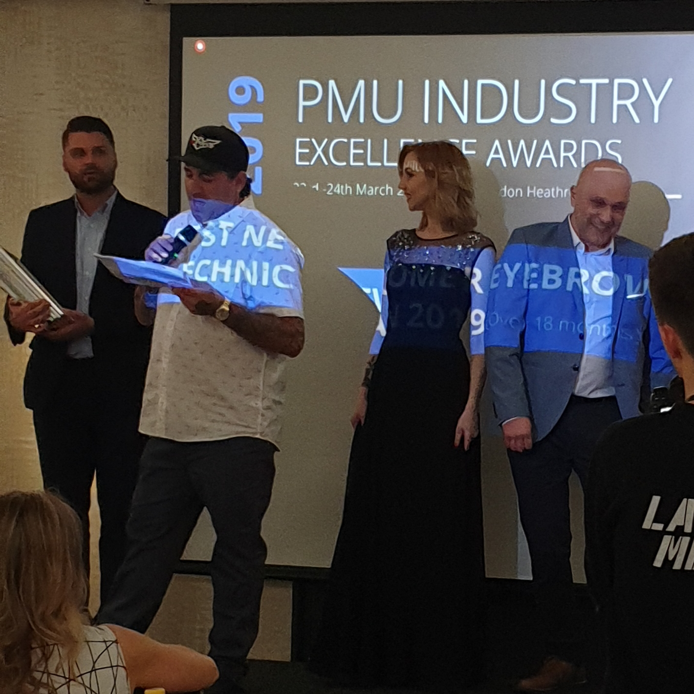 2019 PMU masters conference & awards