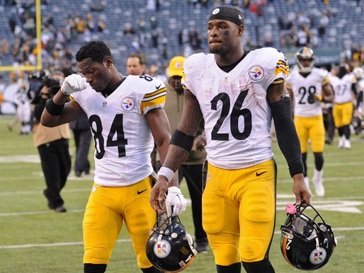 Bell, AB Make Super Bowl without Steelers