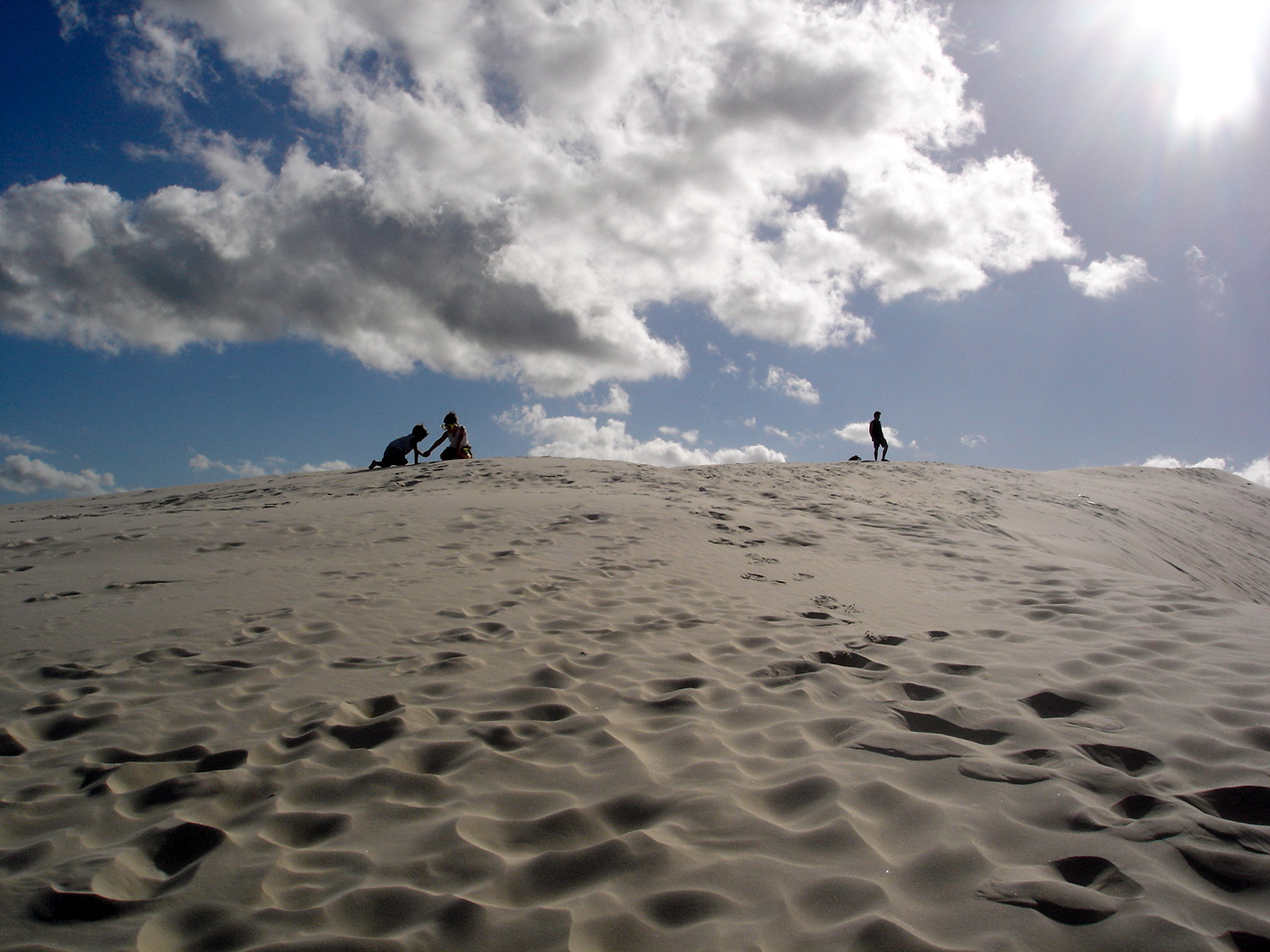Dunas da Praia Joaquina
