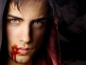Mine - #AtoZChallenge #PNR #FlashFiction #VampireRomance #FangChronicles