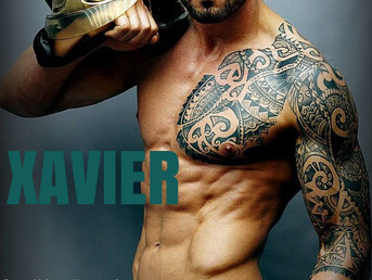 Xavier - #AtoZChallenge #AprilA2Z #FlashFiction #Romance #BWWMRomance