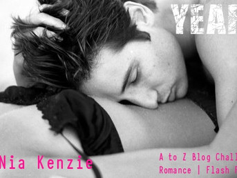 Yearn - #AtoZChallenge #FlashFiction #Romance @AprilA2Z