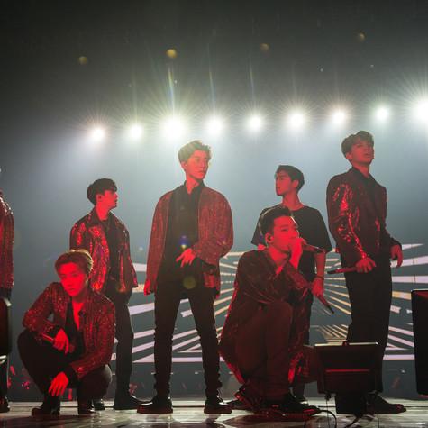 iKON 2018 CONTINUE TOUR IN HONG KONG