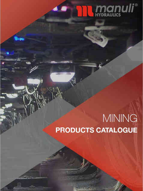 Manuli Mining Products Catalogue
