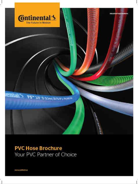 Continental PVC Hose Brochure
