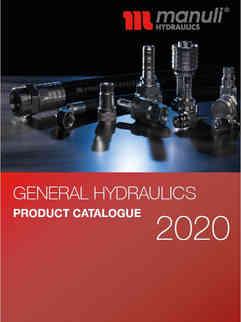 Manuli General Hydraulics Product Catalogue 2020