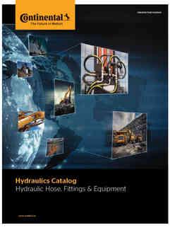 Continental Hydraulics Catalog