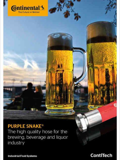 Continental PurpleSnake Beverage Hose