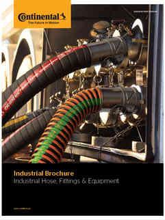 Continental Industrial Brochure
