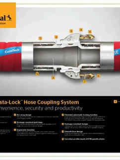 Continental InstaLock Coupling System