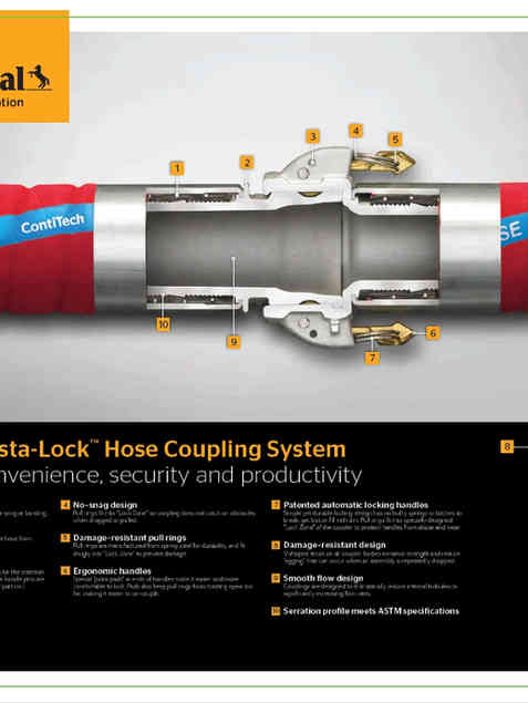 Continental InstaLock Coupling System