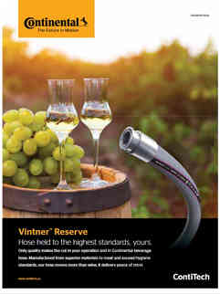 Continental Vintner Reserve Beverage Hose