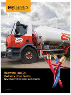Continental Redwing Fuel Oil Delivery Hoses
