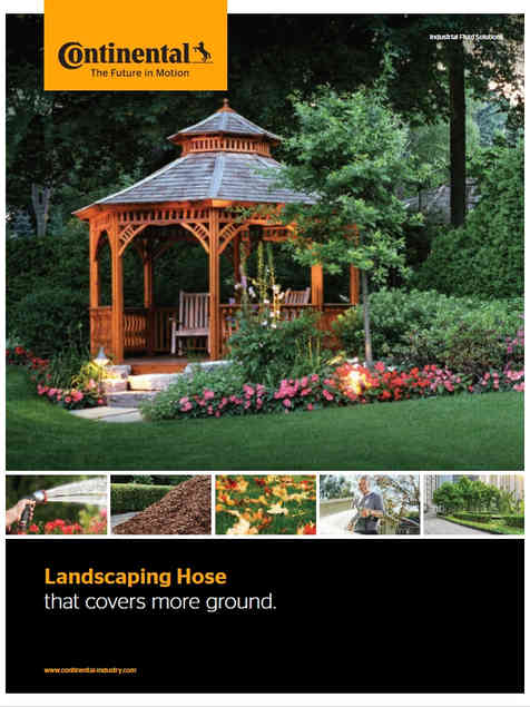 Continental Landscaping Hose