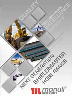 Manuli ShieldMaster Hose Range