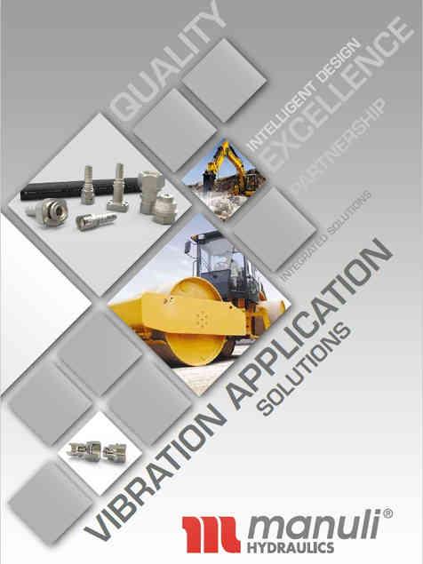 Manuli Vibration Application Solutions