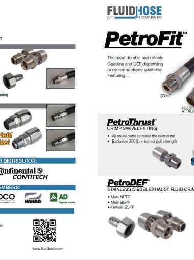 Fluid Hose PetroFit Brochure