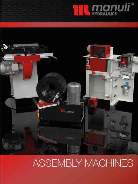 Manuli Assembly Machines