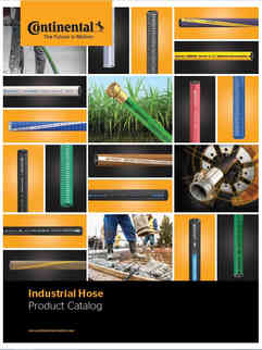 Continental Industrial Hose Product Catalog