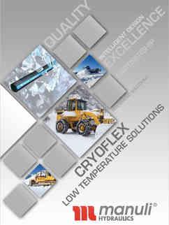 Manuli CryoFlex - Low Temperature Solutions