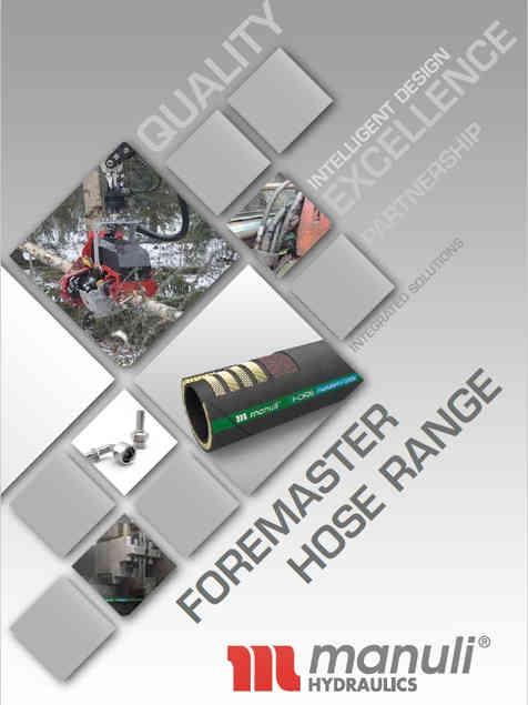 Manuli ForeMaster Hose Range