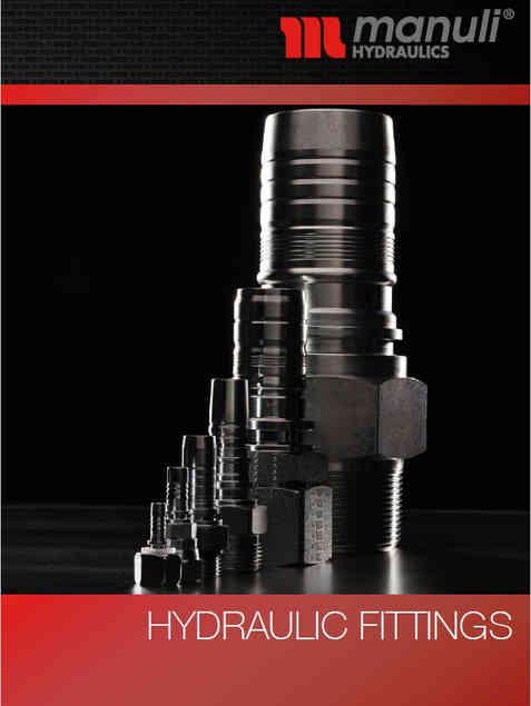 Manuli Hydraulic Fittings
