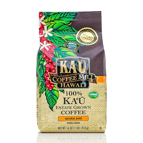 Kau Coffee Mill Natural Dark