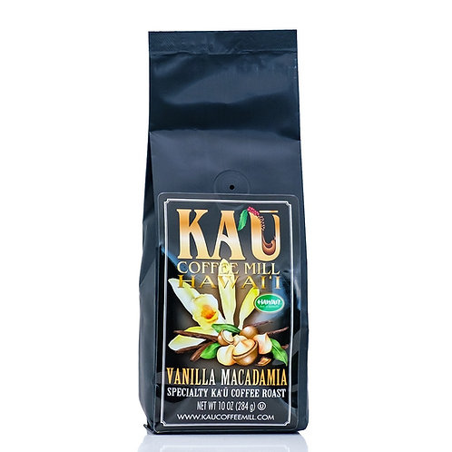 Kau Coffee Mill Vanilla Macadamia Nut