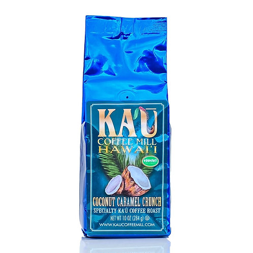 Kau Coffee Mill Coconut Caramel Crunch