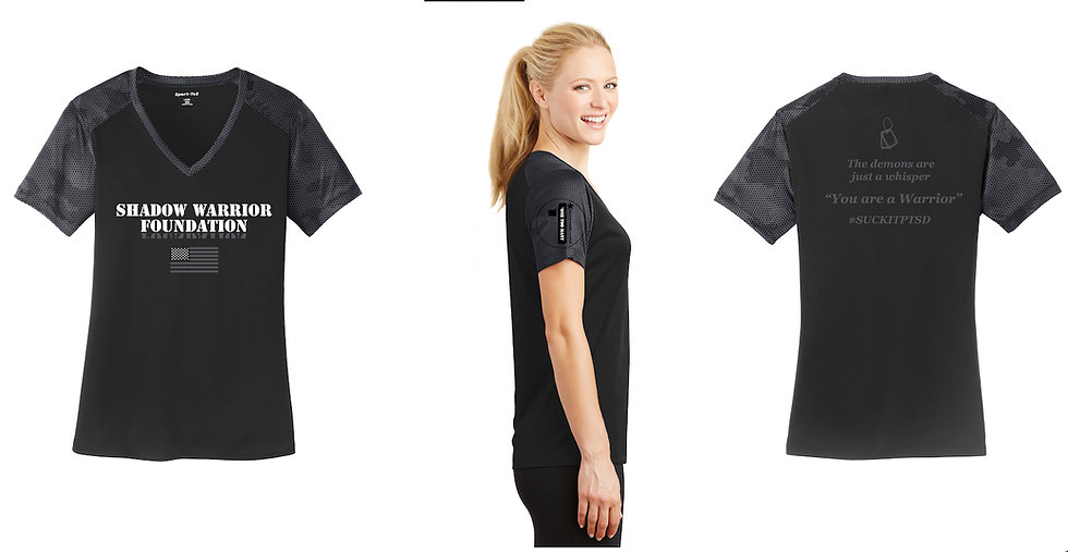 Women's Sport-Tek Shadow Chaser T-Shirt